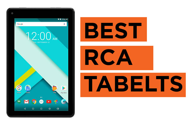 Top Latest RCA Tablets Price List