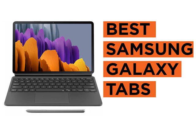 Latest Top Samsung Tablets Price List