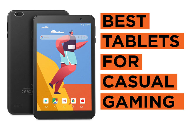 Latest Top Tablet recommendations for casual gaming