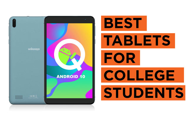 Latest Top Tablet Recommendations for College Students