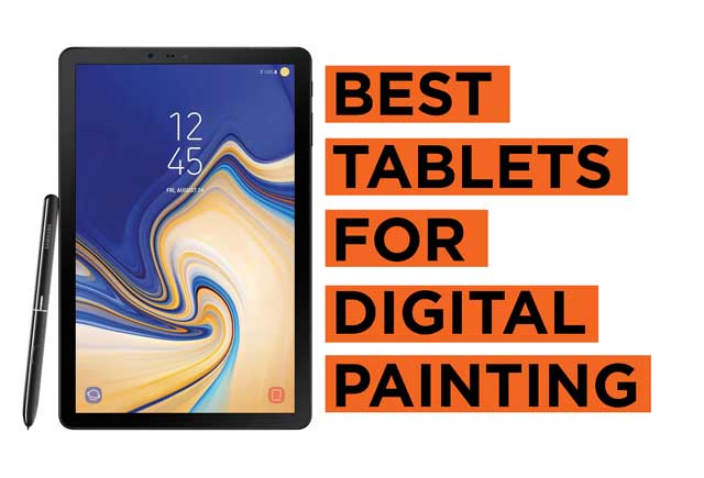 Latest Best Tablets for Digital Painting Recommendations