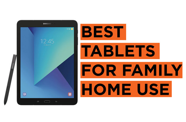 Best-Tablets-for-Family-Home-Use
