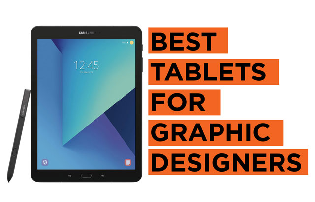Latest Top Tablet Recommendations for Graphic Designers