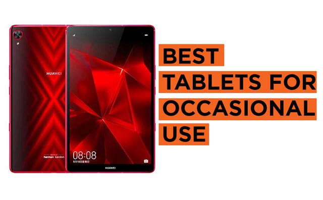 Latest Top Tablet Recommendations for Occasional Use