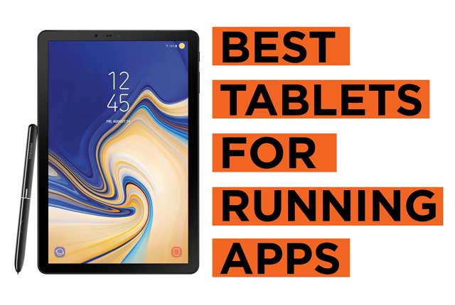 Latest Top Tablets Recommendations for Running Apps