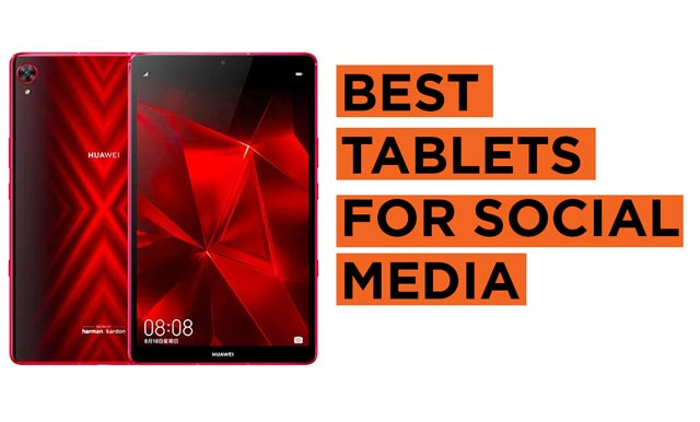 Top Tablet Recommendations for Social Media Use