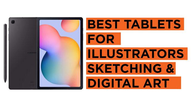 Best-Tablets-for-illustrators-Sketching-and-Digital-Art