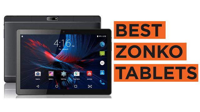 Latest Top Zonko Tablets Price List