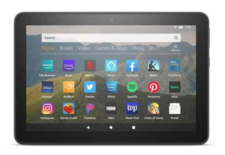Fire-HD-8-tablet,-8-inch-HD-display,-64-GB,-designed-for-portable-entertainment