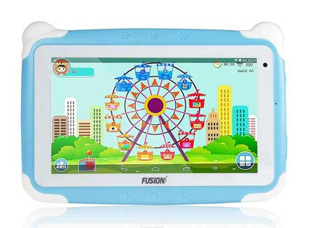 Fusion5-7-inch-KD095-Kids-Tablet-PC---64-bit-Quad-core,-Android-8-Oreo,-WiFi,-Parental-Controls,-Kids-Learning-Tools