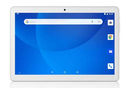 Lectrus-10-Tablet-Android-8-Go,-Dual-Band--WiFi,-Dual-Camera,16GB-Storage,-Quad-Core,-IPS-HD-Display,TF-Card-Slot