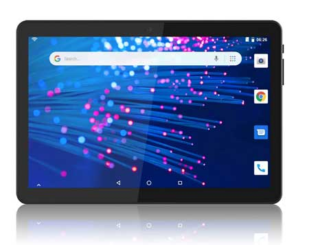 Lectrus-Tablet-10-inch-Android-8-Oreo-Go-Edition,Google-Certified,-16GB-Storage,Tablet-PC-with-Dual-Sim-Card-Slots,Dual-Camera,3G-WiFi