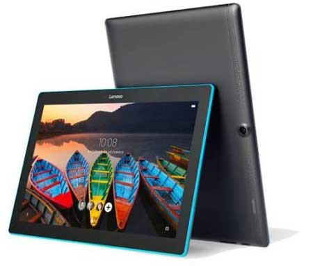 Lenovo-Tab-10-Tablet,-10-inches-HD-Touchscreen,-Qualcomm-Quad-core-Processor,-1GB-Memory,-16GB-Storage,-Wifi,-Bluetooth,-Webcam,-Up-to-10-hours-battery-life,-Android-6-OS
