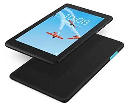 Lenovo-Tab-E7-7-inch-Android-Tablet,-1GHZ-Quad-Core-Processor,-8GB-Storage---Slate-Black