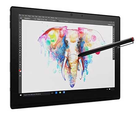 Lenovo-ThinkPad-X1-Tablet,-12-inch-Full-HD+-IPS-Touchscreen-w-Active-Pen,-Intel-Core-m5-6Y57-Dual-Core-1GHz,-256GB-Solid-State-Drive,-8GB-DDR3