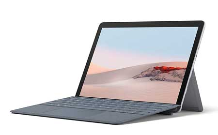 Microsoft-Surface-Go-2---10-inches-Touch-Screen---Intel-Pentium---4GB-Memory---64GB---Wifi