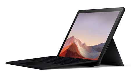 Microsoft-Surface-Pro-7-–-12-inch-Touch-Screen---10th-Gen-Intel-Core-i5---8GB-Memory---128GB-SSD