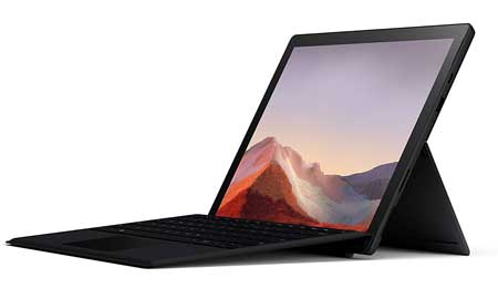Microsoft-Surface-Pro-7-–-12-inch-Touch-Screen---10th-Gen-Intel-Core-i5---8GB-Memory---256GB-SSD