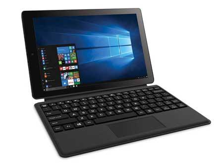 RCA-Cambio-2-in-1-10-inch-Touchscreen-Tablet-PC,-Intel-Quad-Core-Processor,-2GB-RAM,-32GB-SSD