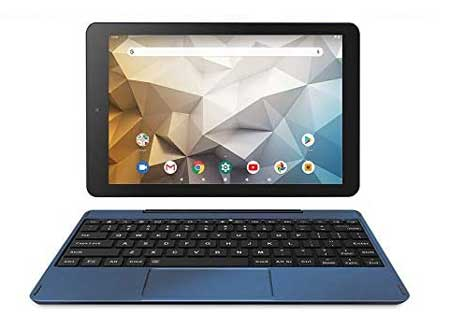 RCA-Newest-Best-Performance-Tablet-Quad-Core-2GB-RAM-32GB-Storage-IPS-HD-Touchscreen-WiFi-Bluetooth-with-Detachable-Keyboard-Android-9-Pie