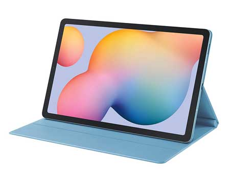 Samsung-Galaxy-Tab-S6-Lite-10-inch,-128GB-WiFi-Tablet-Angora-Blue---SM-P610NZBEXAR---S-Pen-Included