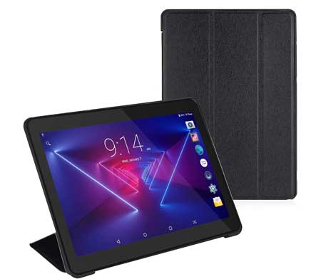 Tablet-10-inch-+-Protective-Cover,-Android-8-Go,-10-inch-5G-WiFi-Tablets,6000mAh-Battery,Quad-Core-Processor,-800x1280-Touch-Screen-Full-HD-Display