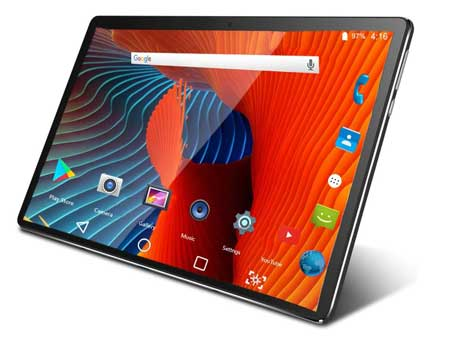 Chinese Tablet with a Long Battery Life and a Quality Display