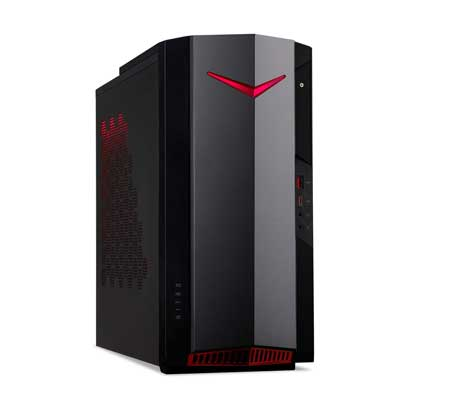 Acer-Nitro-50-Gaming-Desktop,-10th-Gen-Intel-Core-i5-10400F-6-Core-Processor,-GeForce-GTX-1650,-8GB-DDR4,-512GB-NVMe-M2-SSD