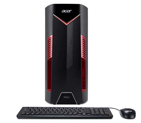 Acer-Nitro-50-N50-600-NESelecti7RX580-Desktop,-8th-Gen-Intel-Core-i7-8700,-AMD-Radeon-RX-580-Graphics,-8GB-DDR4-+-16GB-Optane-Memory,-1TB-HDD