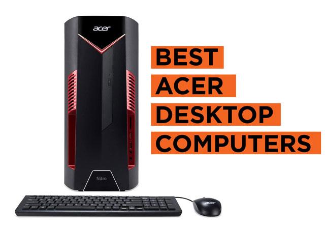 Latest Best Acer Desktop Computer