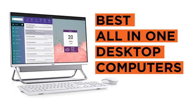 Latest Top All in One Desktop Computers
