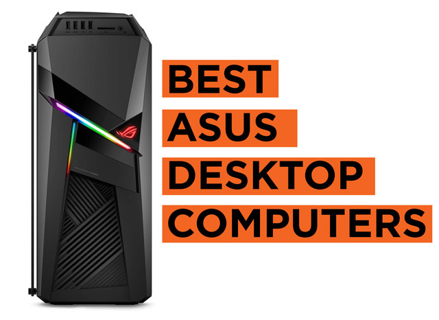 Best Asus Desktop Computers