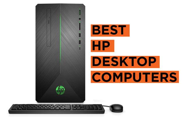 Best HP Desktop Computers to Buy