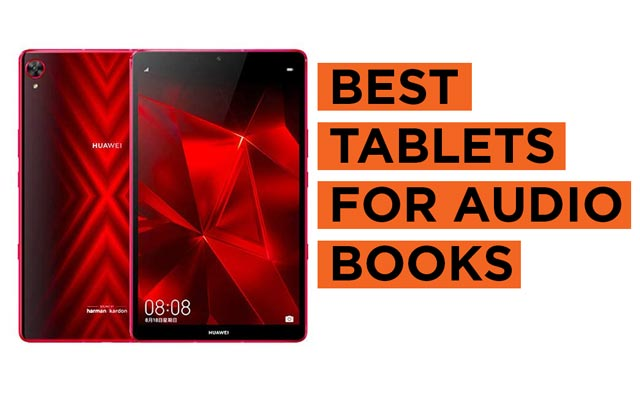 Best-Tablets-for-Audio-Books