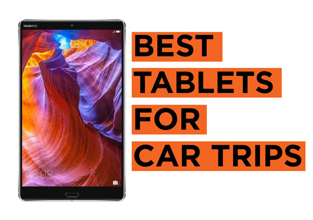 Recommended Best-Tablets-for-Car-Travel-and-Trips