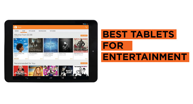 Latest Top Tablet Recommendations for Entertainment