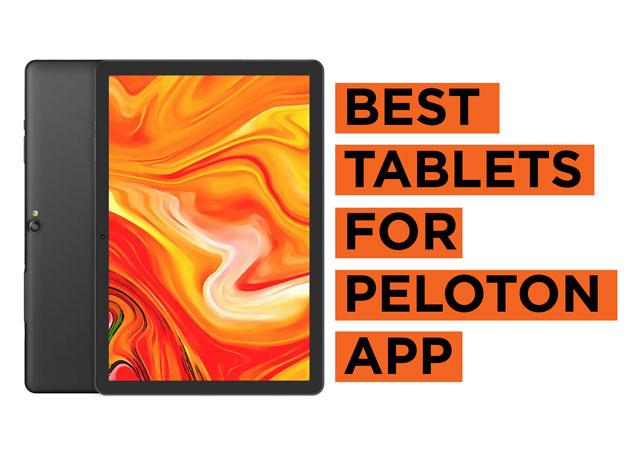 Best-Tablets-for-Peloton-App