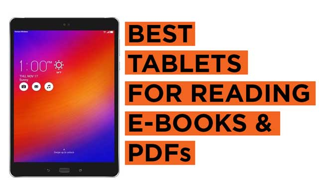 Best-Tablets-for-Reading-E-Books-and-PDFs
