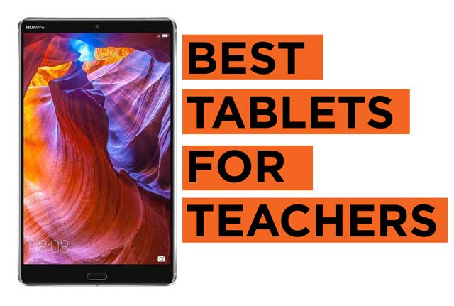 Latest Top Tablets Recommendations for Teachers