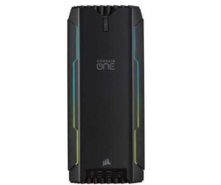 CORSAIR-ONE-i160-Compact-Gaming-PC,-i9-9900K,-RTX-2080-Ti,-480GB-M