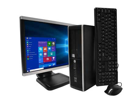 HP-Elite-Desktop-PC-Computer-Intel-Core-i5-GHz,-8-gb-Ram,-1-TB-Hard-Drive,-DVDRW,-19-Inch-LCD-Monitor,-Keyboard,-Mouse,