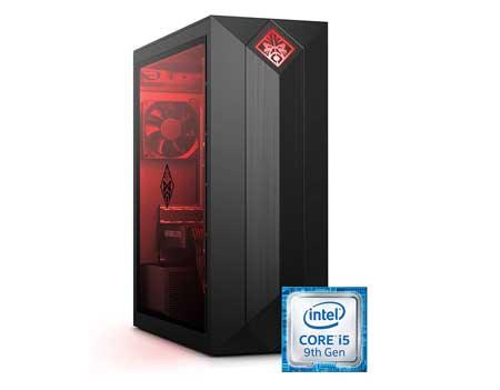 Omen-by-HP-Obelisk-Gaming-Desktop-Computer,-Intel-Core-i5-9400F-Processor,-NVIDIA-GeForce-GTX-1660-6-GB,-HyperX-8-GB-RAM,-512-GB-SSD,-VR-Ready,(875-0120,-Black)