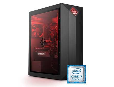 Omen-by-HP-Obelisk-Gaming-Desktop-Computer,-Intel-Core-i7-9700F-Processor,-NVIDIA-GeForce-RTX-2060-6-GB,-HyperX-16-GB-RAM,-512-GB-SSD,-VR-Ready,-Windows-10-Home-(875-0160,-Black)