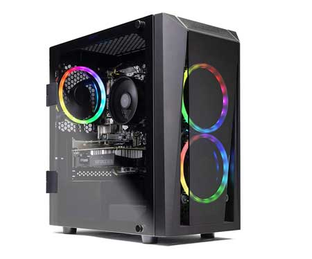 SkyTech-Blaze-II-Gaming-Computer-PC-Desktop-–-Ryzen-5-2600-6-Core,-NVIDIA-GeForce-GTX-1660-TI-6G,-500G-SSD,-8GB-DDR4