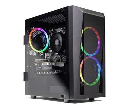 Skytech-Blaze-II-Gaming-Computer-PC-Desktop-–-RYZEN-7-2700-8-core,-RTX-2060-6G,-500GB-SSD,-16GB-DDR4