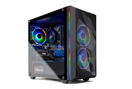 Skytech-Chronos-Mini-Gaming-PC-Desktop---AMD-Ryzen-3-3100,-NVIDIA-GTX-1650-Super-4GB,-8GB-DDR4,-500GB-SSD