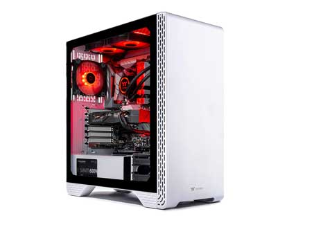 Thermaltake-LCGS-Glacier-300-AIO-Liquid-Cooled-CPU-Gaming-PC-AMD-RYZEN-5-3600-6-core,-16GB-RGB-Memory,-RTX-2060-Super-8GB,-1TB-SATA