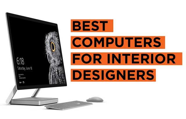 Best Desktop Computers for Interior Designers