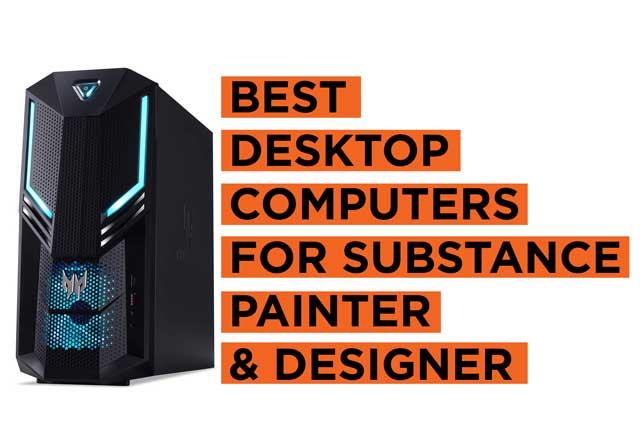 Substance Painter Desktop PC